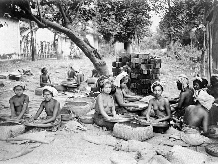 Orang Bali Tempo Dulu