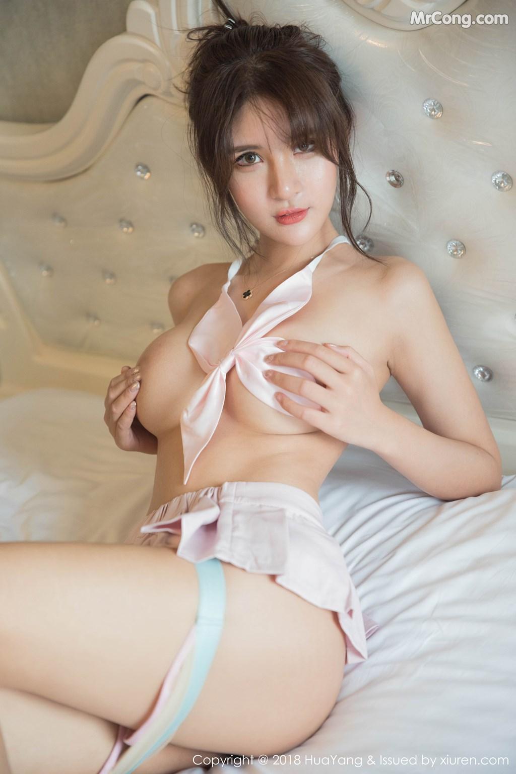 Image HuaYang-2018.12.13-Vol.099-SOLO-MrCong.com-027 in post HuaYang 2018.12.13 Vol.099: Người mẫu SOLO-尹菲 (47 ảnh)