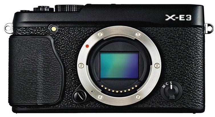 Возможный вид Fujifilm X-E3