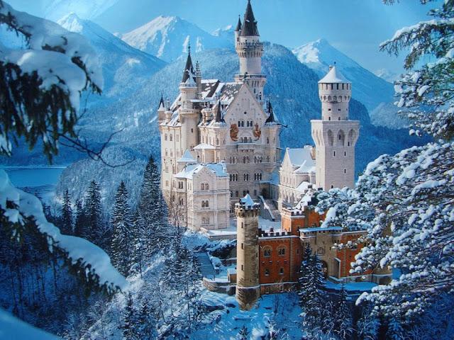 Castle Neuschwanstein Germania