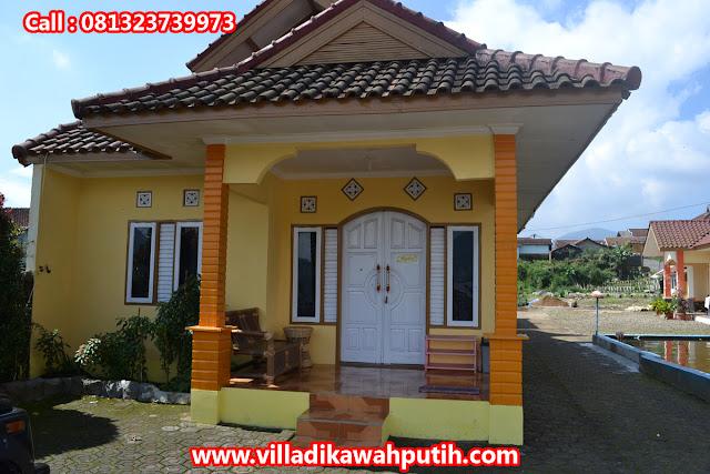 Villa Batu Alam Endah Ciwidey Bandung RUBY - VillaBatuAlamEndahCiwidey.Com