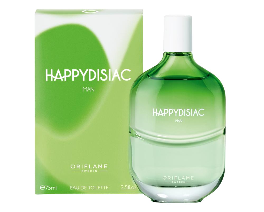 Eau de Toilette Happydisiac Man