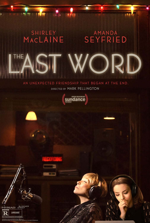 A Última Palavra (2017) Legendado