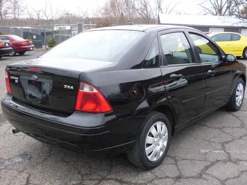 Ford Focus Black