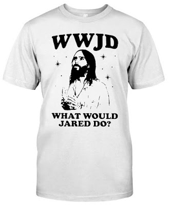 WWJD What Would Jared Do T Shirt Hoodie