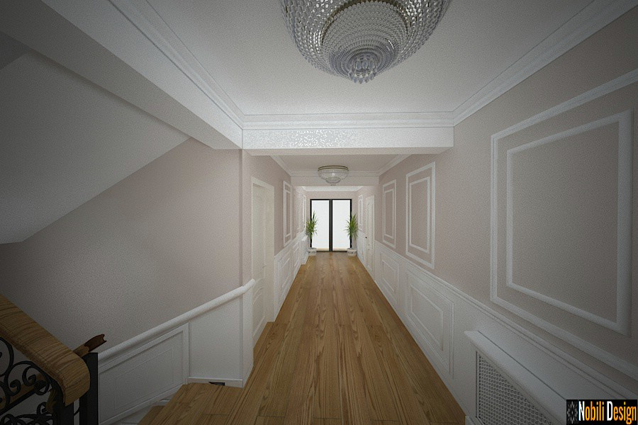 Design interior case vile in Bacau - Arhitect amenajari interioare Bacau