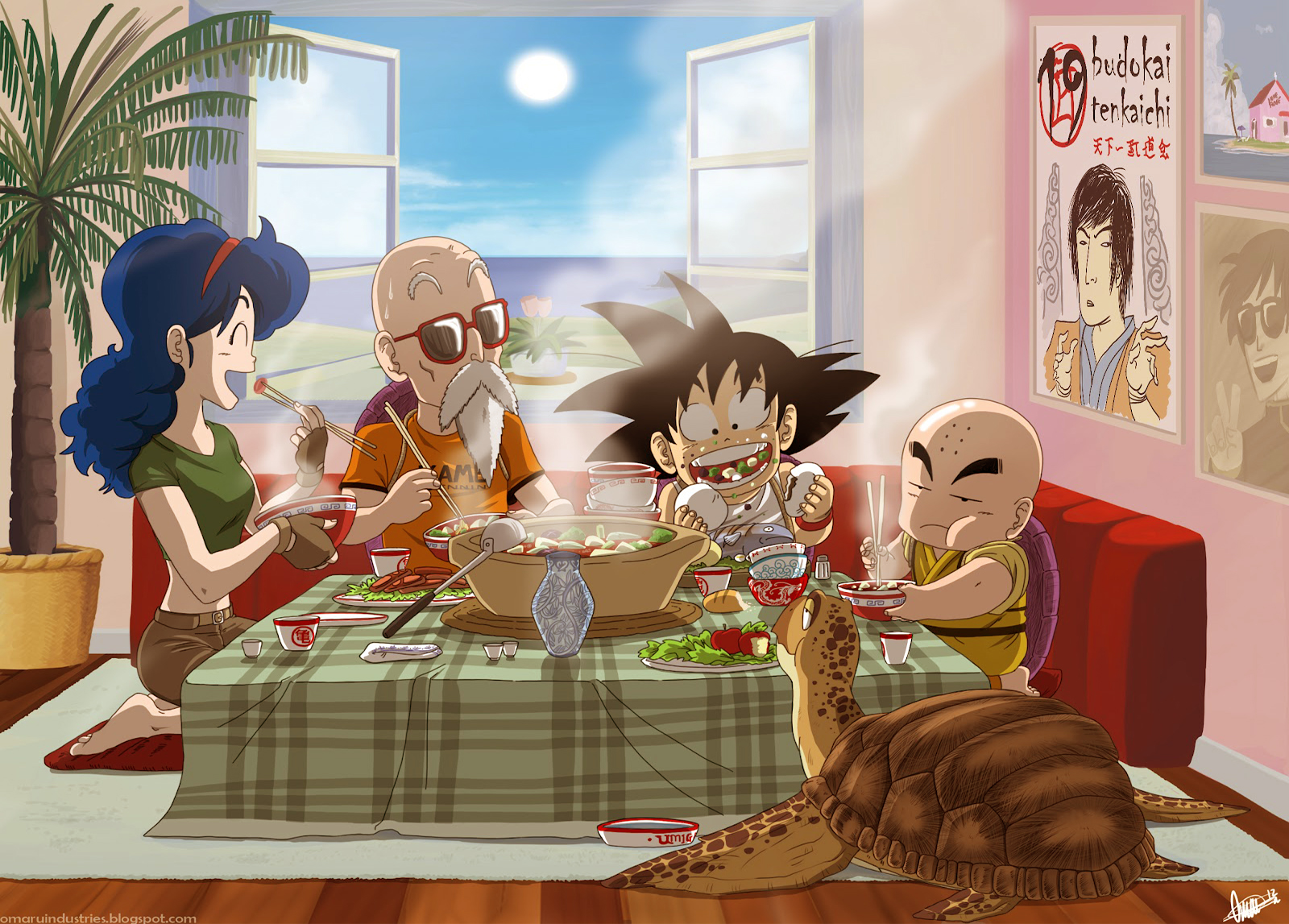 Goku Live Wallpaper Iphone 7 Plus My New Wallpaper The Turtle Hermit Way Dbz