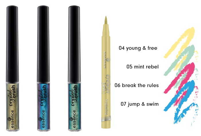 essence crystal crush eyeliner