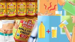 Cider Vinegar Before Sleeping
