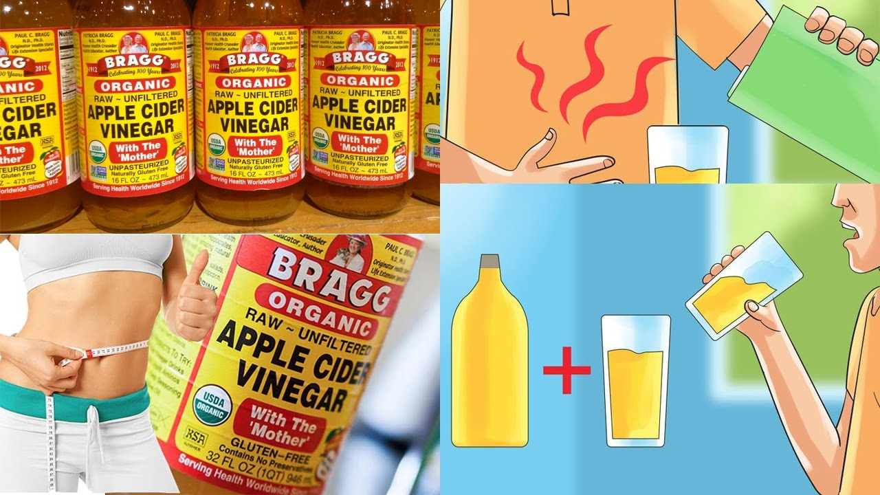 8 Reasons To Drink Cider Vinegar Before Sleeping