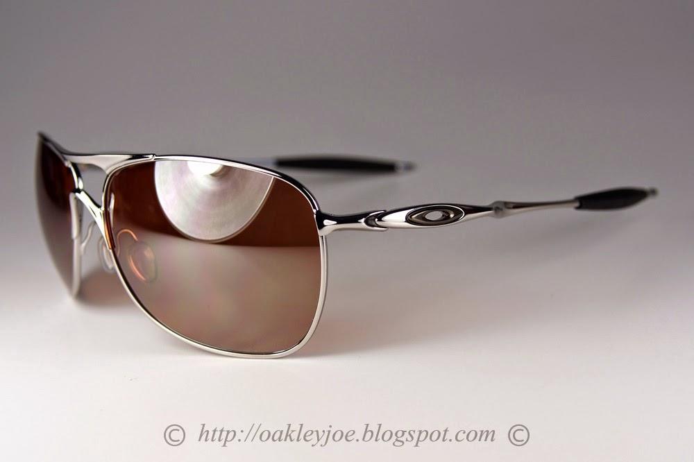 bb4ae7a392f Oakley Crosshair 2012 Polished Chrome Vr28 Black Iridium « Heritage ...
