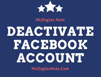 How Can I Deactivate My Facebook Account Step by Step?