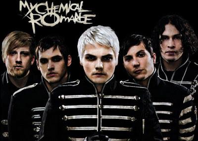 Lagu My Chemical Romance Mp3 Terbaik Best Hits