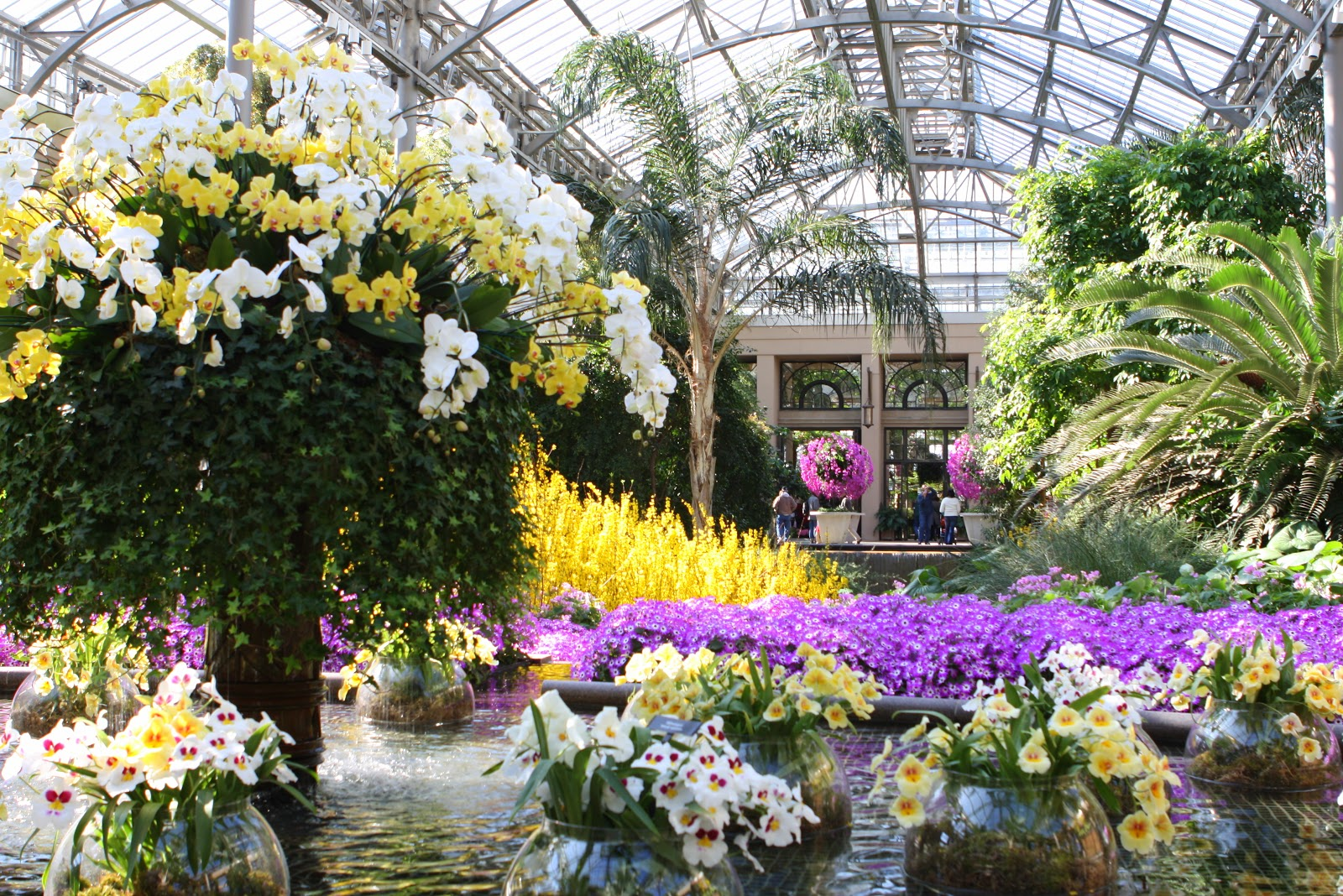 Longwood Gardens Summer Concerts: Fresh Local And Best: Longwood Gardens