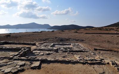 Σπουδαία ευρήματα στο ιερό του Απόλλωνα στο Δεσποτικό