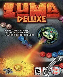 Zuma Deluxe Cover, Poster