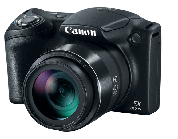 New Canon PowerShot SX410 IS Launched