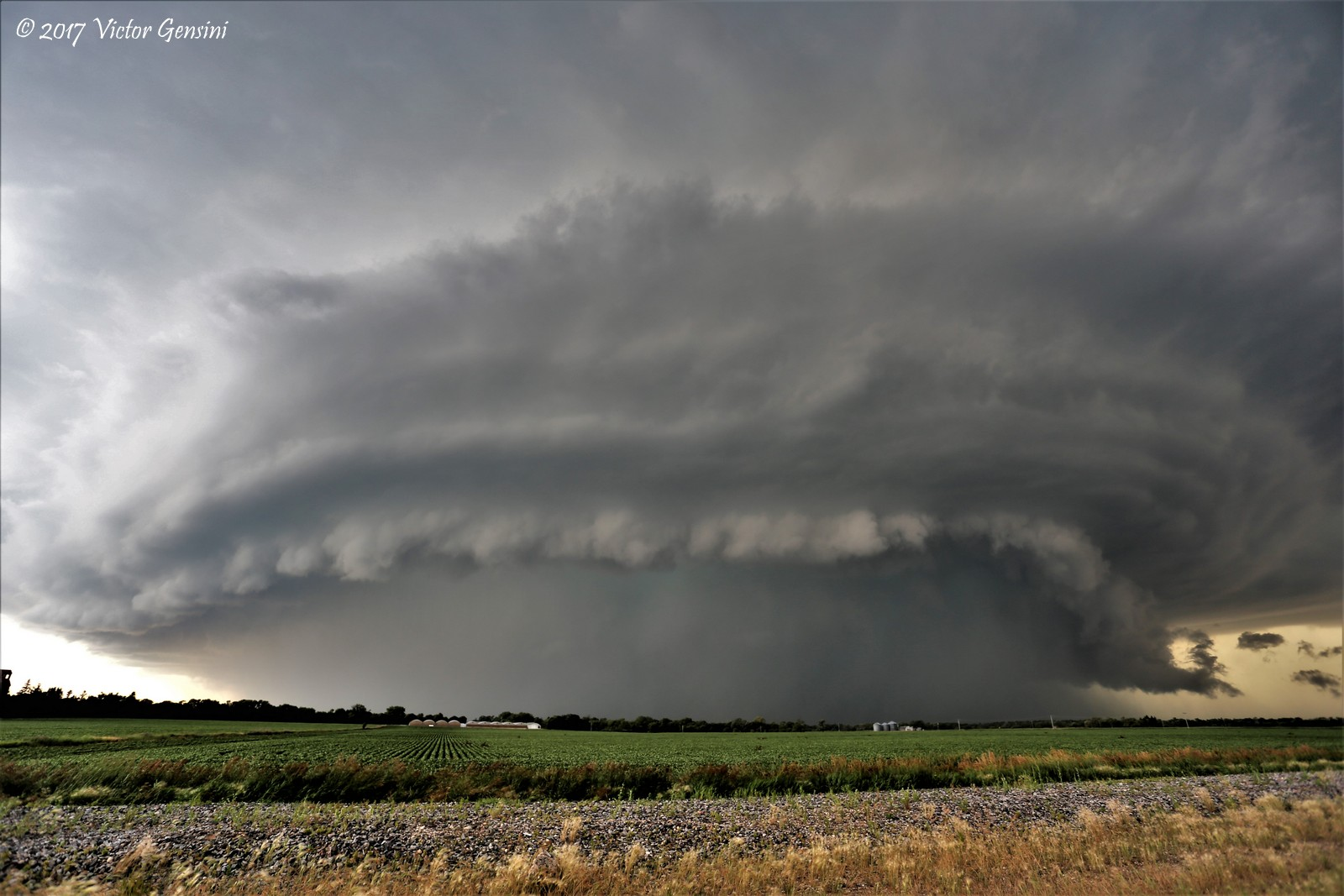 Tornado Supercell Diagram Led Wiring Calculator Vittorio 39s Voyages 7 11 2017 Mayville Nd Hp