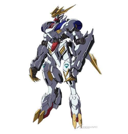 HG 1/144 Gundam Barbatos Lupus Rex - Release Info