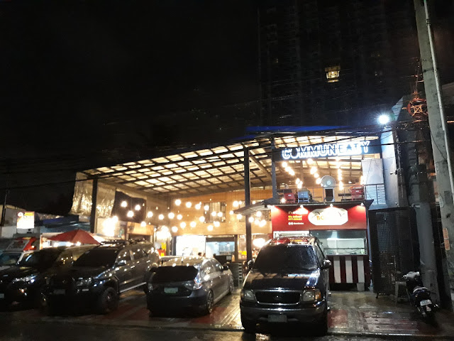 120 Don A. Roces Ave., Quezon City- Communeaty Roces Food Hub!