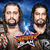 "WWE SummerSlam 2016 ""Rusev vs Roman Reigns"" - US Championship Match - Download Official HQ Wallpaper"