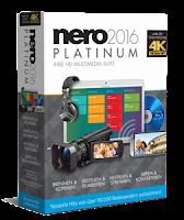 Nero 2016 Platinum v17.0.02000 Final + Crack [Latest]