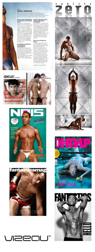 Editorials in the International publications