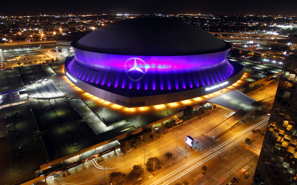 Activities and Attractions in New Orleans, Louisiana | Mercedez-Benz Superdome