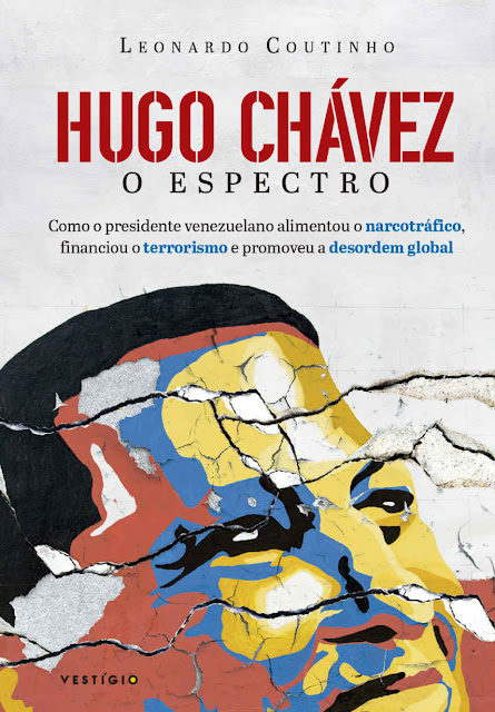 Hugo Chávez, o espectro - Leonardo Coutinho.jpg