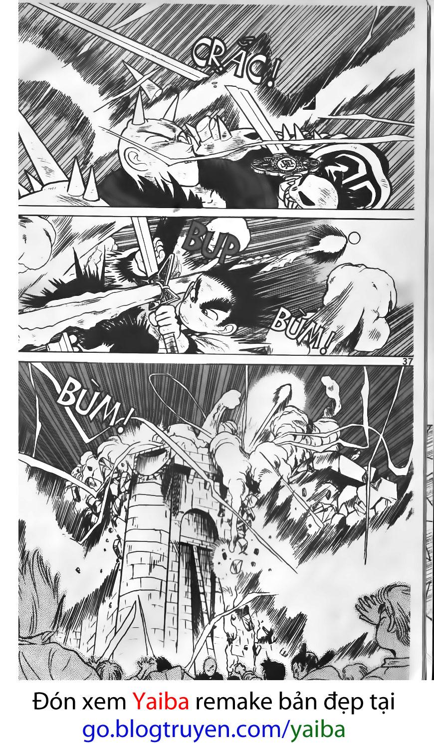 Yaiba chap 61 trang 16