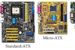Pengertian, Fungsi Serta Perbedaan Motherboard ATX, Micro ATX Dan Mini ITX