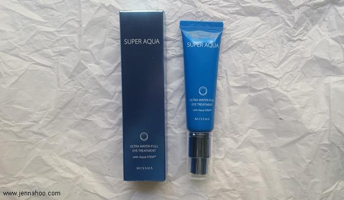 Missha Super Aqua Ultra Waterfull Eye Treatment
