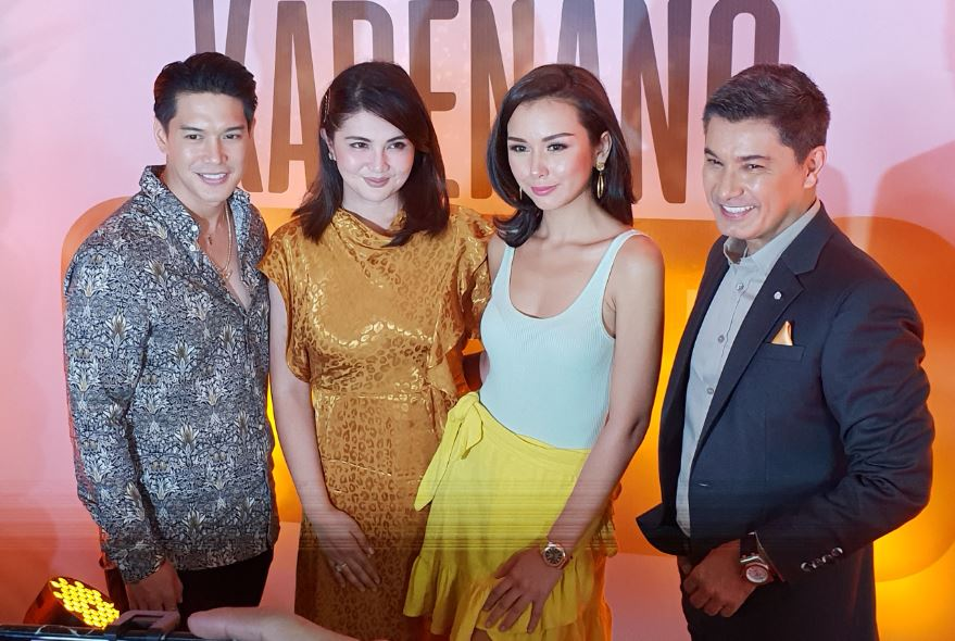 Chikkaness Avenue: ALBERT, DIMPLES, ADRIAN, AND BEAUTY BOUND