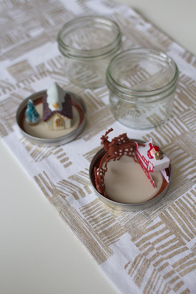 DIY Mason Jar Globes