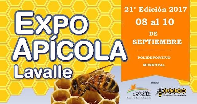 21ra EDICIÓN DE LA EXPO APÍCOLA LAVALLE, MENDOZA.