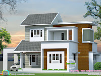 Minimalist Ultra Modern House Floor Plans