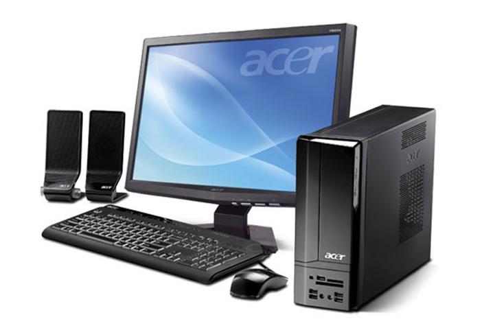 Komputer PC ACER Baru