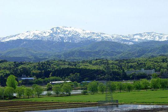 Gunung Haku / Hakusan