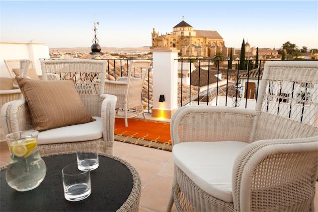 hotel Balcón de Córdoba chicanddeco