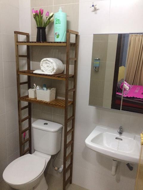 Adni Suite Homestay Seri Manjung Lumut | Toilet 1