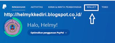 Cara Verifikasi Paypal Menggunakan Kartu Kredit