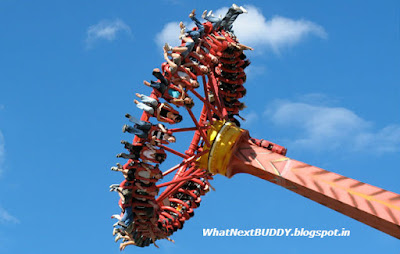 top scariest rides in the world
