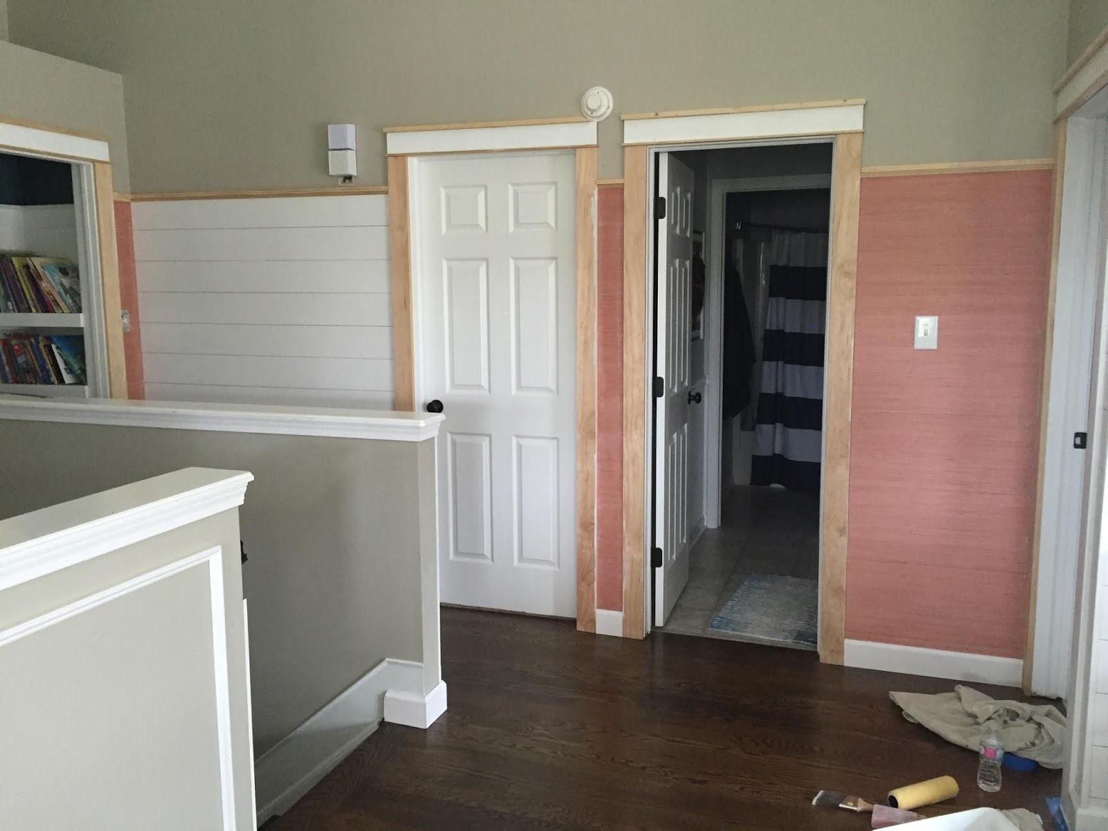 Adding Planked Wood Walls