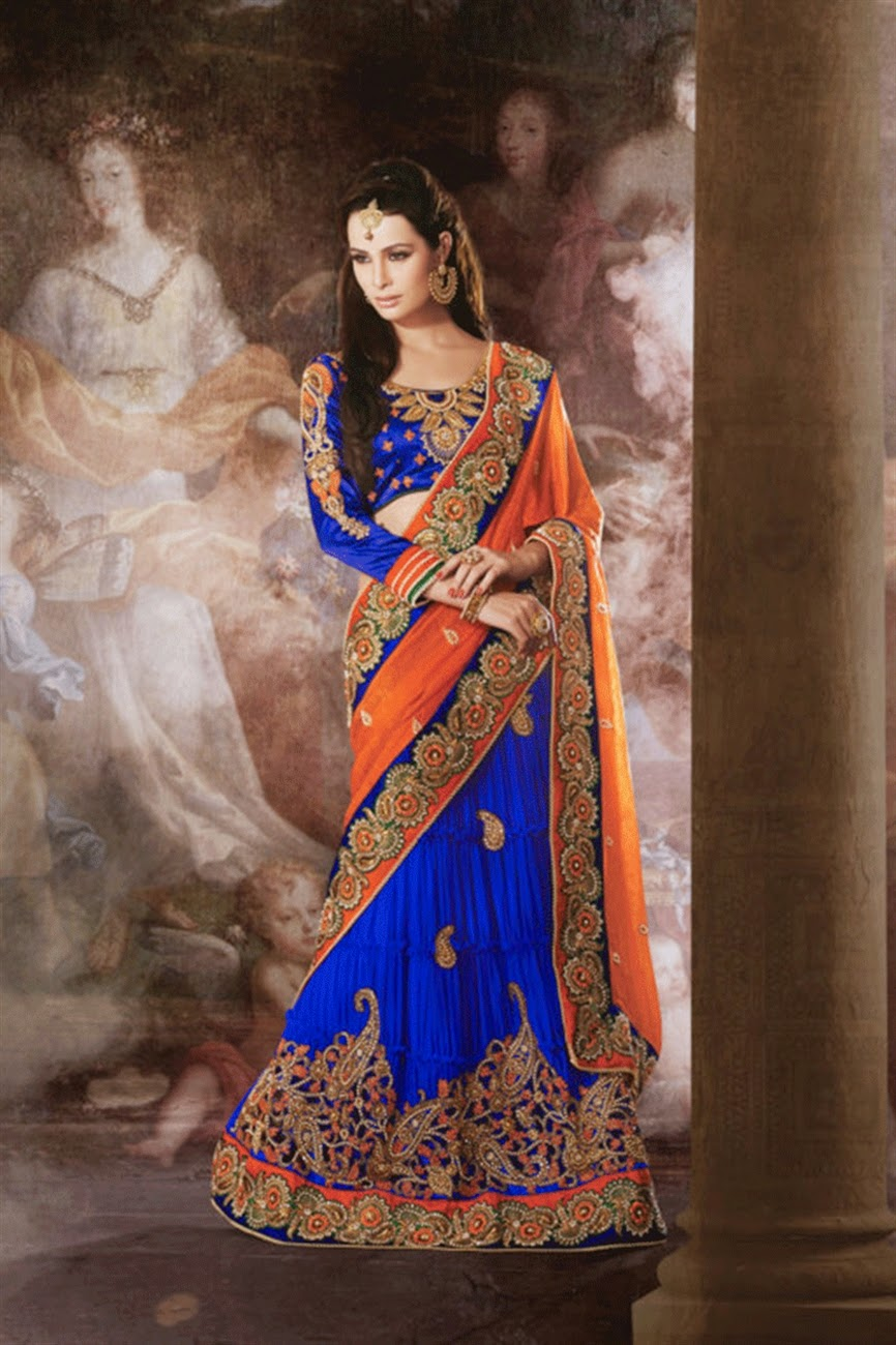 Albarino Net Traditional Indian Wedding Sarees