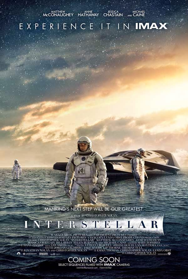 """Interestellar"" (Christopher Nolan, 2014)"