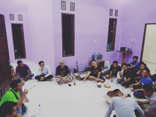 Timor Er Sriwijaya Rapat Persiapan Berangkat Acara Famgatnas Timor Er