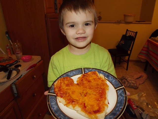 pizza hearts for kids