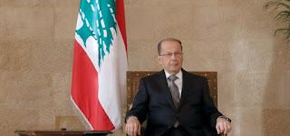 Ο πρόεδρος του Λιβάνου