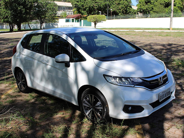 Honda promove aumento de preços no Fit e City