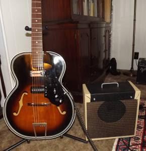 Craigslist Vintage Guitar Hunt: Brigham Alcorn hand-built ...